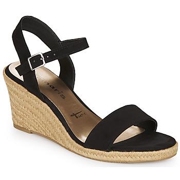 Zapatos Mujer Sandalias Tamaris LIVIA Negro