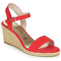 Zapatos Mujer Sandalias Tamaris LIVIA Rojo