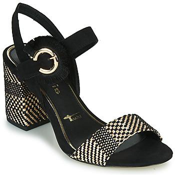 Zapatos Mujer Sandalias Tamaris CALLIE Negro