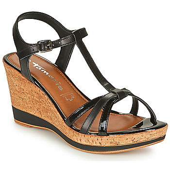 Zapatos Mujer Sandalias Tamaris VESILA Negro