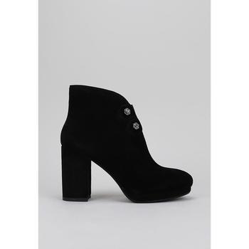 Zapatos Mujer Botines Sandra Fontan SHILAY Negro