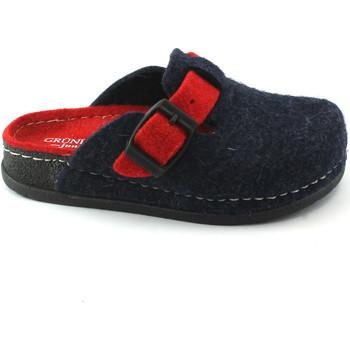 Zapatos Niño Pantuflas Grunland GRU-CCC-CI1095-BR-b Blu