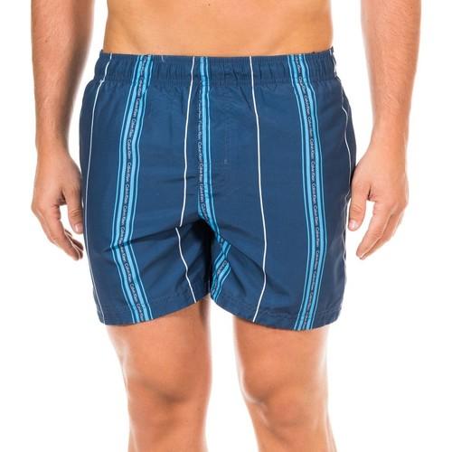 Calvin Klein Jeans Bañador Calvin Klein Marino-azul - textil Bañadores / trajes de baño Hombre