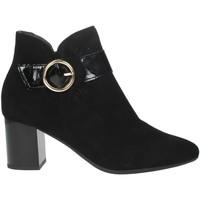 Zapatos Mujer Low boots Pitillos 5851 Negro