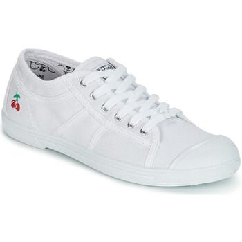 Zapatos Hombre Zapatillas bajas Le Temps des Cerises BASIC 02 Blanc