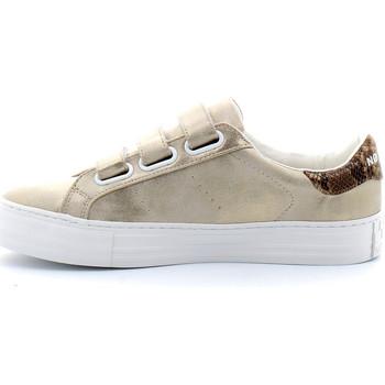 Zapatos Mujer Zapatillas bajas No Name ARCADE STRAPS Beige