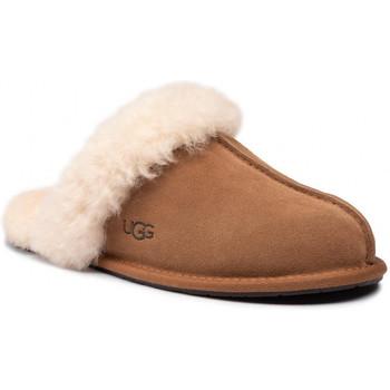Zapatos Hombre Pantuflas UGG SCUFETTE Marron