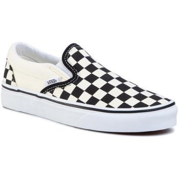 Zapatos Hombre Slip on Vans SLIP-ON Noir