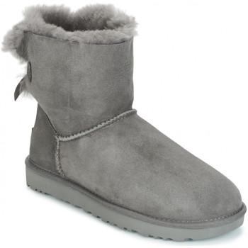 Zapatos Mujer Botas de nieve UGG BAILEY BOW Gris
