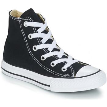 Zapatos Niños Zapatillas altas Converse chuck taylor Noir