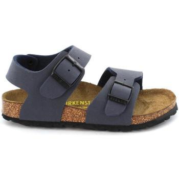Zapatos Niños Sandalias Birkenstock NEW YORK Navy
