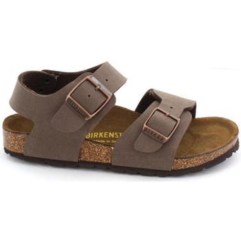 Zapatos Niños Sandalias Birkenstock NEW YORK Mocca