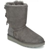 Zapatos Hombre Botas de nieve UGG BAILEY BOW Grey