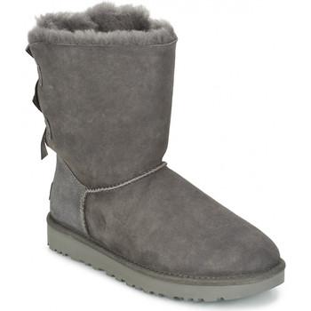 Zapatos Hombre Botas de nieve UGG BAILEY BOW Gris
