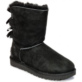 Zapatos Hombre Botas de nieve UGG BAILEY BOW Noir