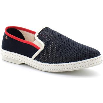 Zapatos Hombre Slip on Rivieras LE GRAND BLEU Marine