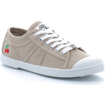 Zapatos Hombre Zapatillas bajas Le Temps des Cerises BASIC 02 Beige