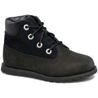 Zapatos Niños Botas de caña baja Timberland POKEY PINE 6IN BOOT Noir