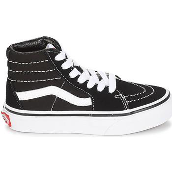 Zapatos Niños Zapatillas altas Vans SK8-HI Noir