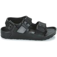 Zapatos Niños Sandalias Birkenstock MILANO Noir
