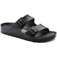 Zapatos Zuecos (Mules) Birkenstock ARIZONA EVA Noir