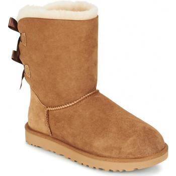 Zapatos Hombre Botas de nieve UGG BAILEY BOW Marron