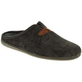 Zapatos Hombre Pantuflas Calzamur 1126 Gris