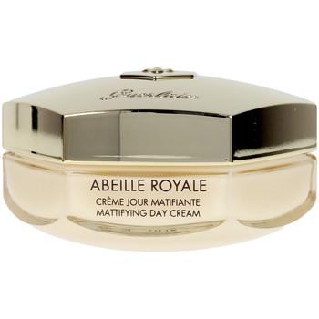 Belleza Mujer Antiedad & antiarrugas Guerlain Abeille Royale Crème Jour Matifiante  50 ml