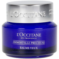 Belleza Mujer Antiedad & antiarrugas L'occitane Immortelle Baume Yeux Précieux  15 ml