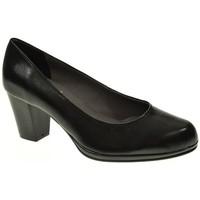 Zapatos Mujer Zapatos de tacón Duendy 5040 Negro