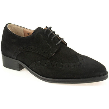 Zapatos Mujer Derbie Wilano L Shoes Lady Negro