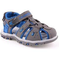 Zapatos Niño Sandalias de deporte Bebracci K Sandals Child Gris
