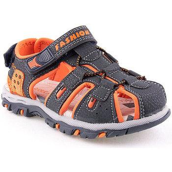 Zapatos Niño Sandalias de deporte Bebracci K Sandals Child Azul