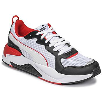 Zapatos Hombre Zapatillas bajas Puma X-RAY Blanco / Negro / Rojo