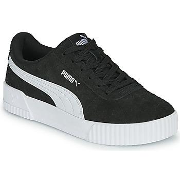 Zapatos Mujer Zapatillas bajas Puma CARINA Negro