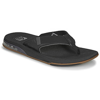 Zapatos Hombre Chanclas Reef FANNING LOW Negro