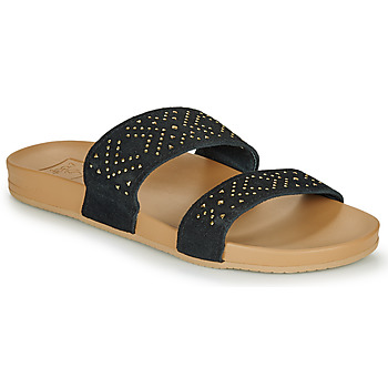 Zapatos Mujer Chanclas Reef CUSHION BOUNCE VISTA Negro