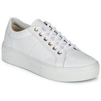 Zapatos Mujer Zapatillas bajas Vagabond Shoemakers ZOE PLATFORM Blanco
