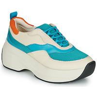 Zapatos Mujer Zapatillas bajas Vagabond SPRINT 2.0 Beige / Azul