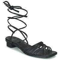 Zapatos Mujer Sandalias Vagabond ANNI Negro