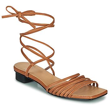 Zapatos Mujer Sandalias Vagabond ANNI Camel
