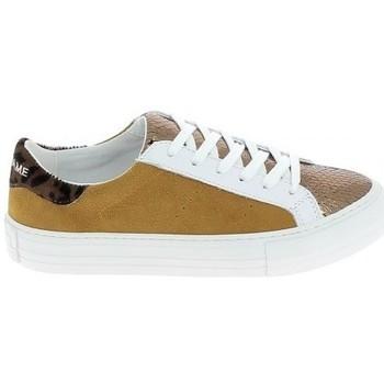 Zapatos Mujer Zapatillas bajas No Name Arcade Bronze Safran Marrón