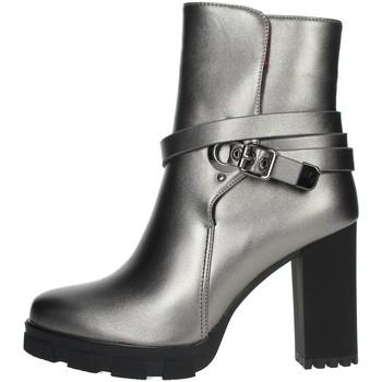 Zapatos Mujer Botines Braccialini TUA41 Gris
