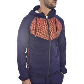 textil Hombre sudaderas Goldenim Paris Jersey & Cardigans 111 azul