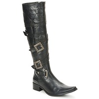 Zapatos Mujer Botas urbanas Betty London RITAC Negro
