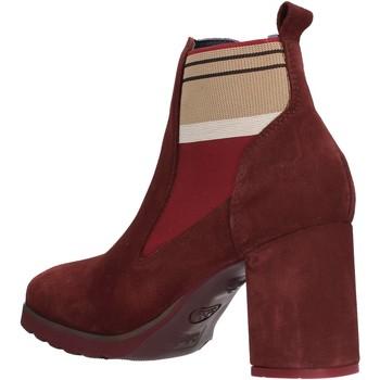 Zapatos Mujer Botines CallagHan - Tronchetto bordeaux 25704 BORDEAUX