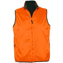 textil Chaquetas de punto Sols WINNER UNISEX REVERSIBLE Naranja