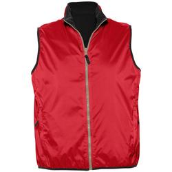 textil Chaquetas de punto Sols WINNER UNISEX REVERSIBLE Rojo