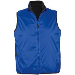 textil Chaquetas de punto Sols WINNER UNISEX REVERSIBLE Azul