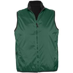 textil Chaquetas de punto Sols WINNER UNISEX REVERSIBLE Verde